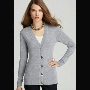 Tory Burch Simone Cardigan Sweater